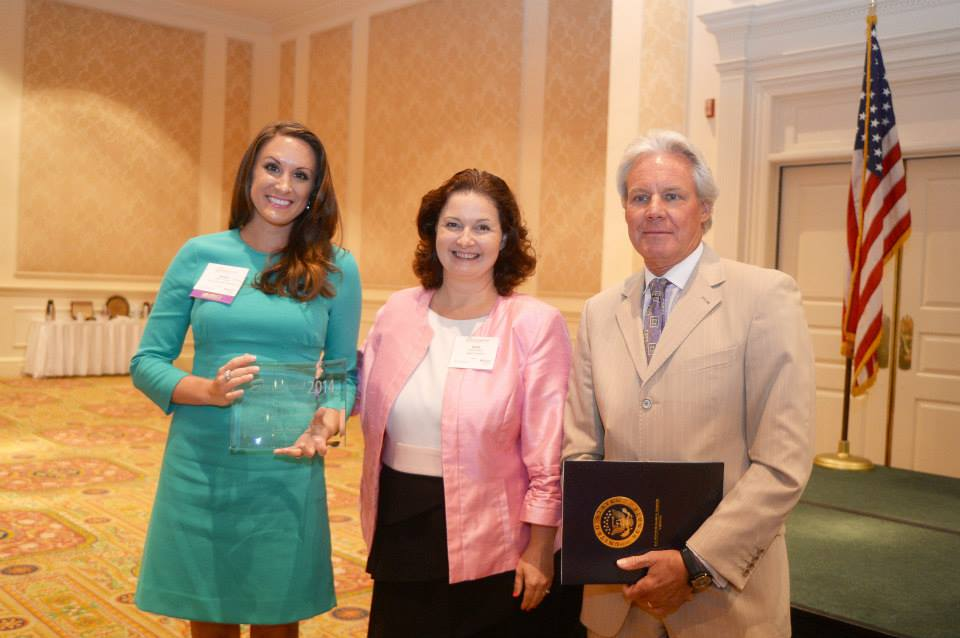 Reed & Associates Marketing Co-Owner and President  Ashley Knepper Honored as an Inside Business 2014 Entrepreneurial Excellence Award Recipient thumbnail