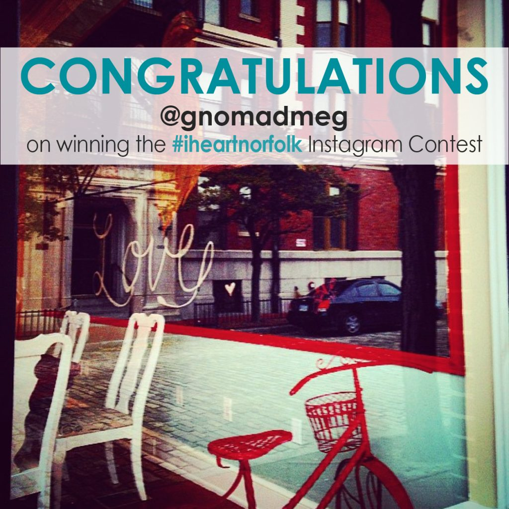 Reed & Associates Marketing Announces Winner of the #iheartnorfolk Instagram Contest thumbnail