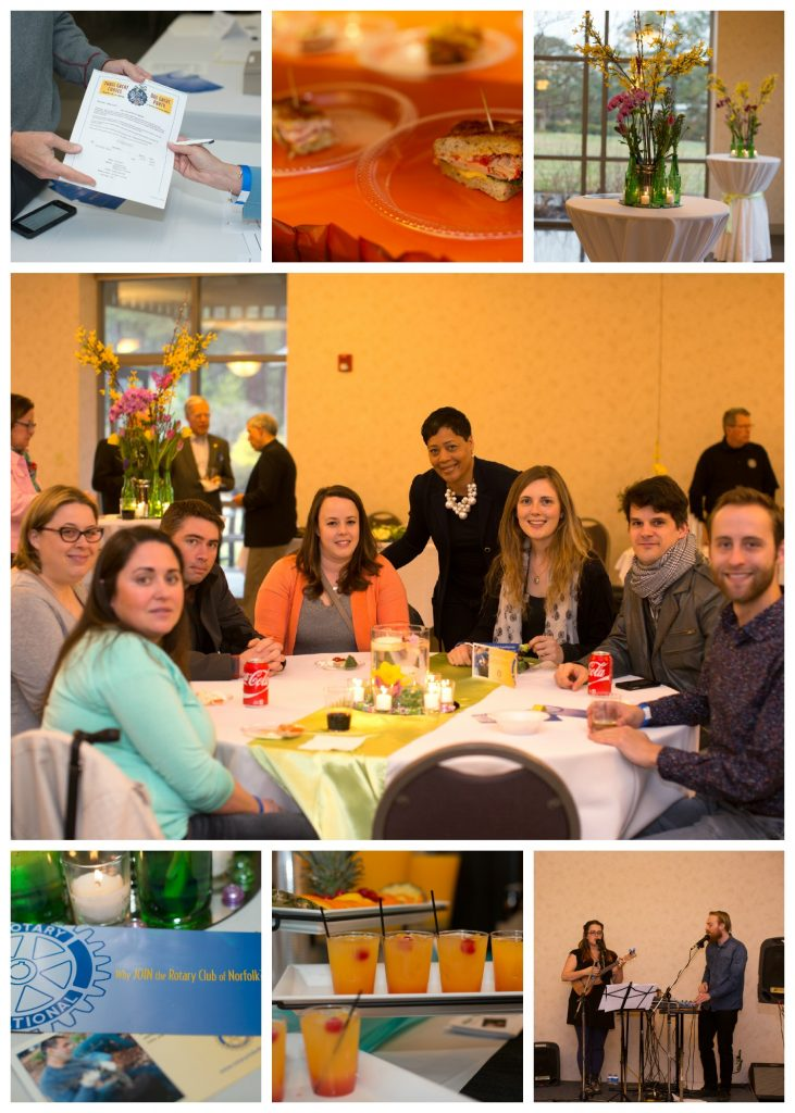 Reed & Associates Marketing Sponsored the First Suds & Buds Event at Norfolk Botanical Garden thumbnail