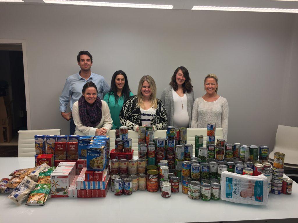 team-foodbank-donation
