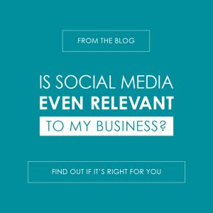 Why Social Media is Relevant For Your Business - reedandassociatesmarketing.com