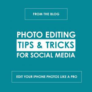 Photo Editing Tips & Tricks for Social Media - reedandassociatesmarketing.com