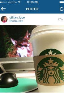 Gillian_Luce_Starbucks_Instagram