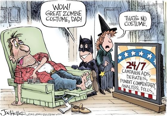 R&A Media Cartoon