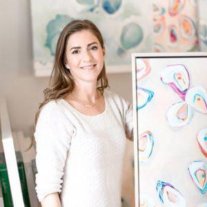 Business Spotlight: Stephie Jones Art