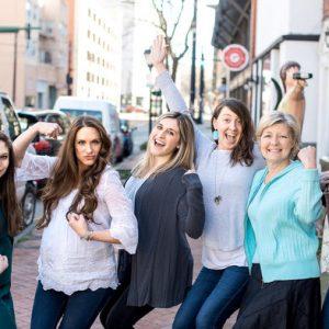 International Women's Day - The R&A Ladies - reedandassociatesmarketing.com