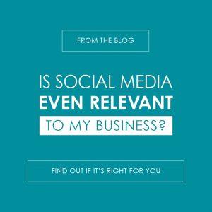 Why Social Media is Relevant For Your Business - reedandassociatesmarketing.com