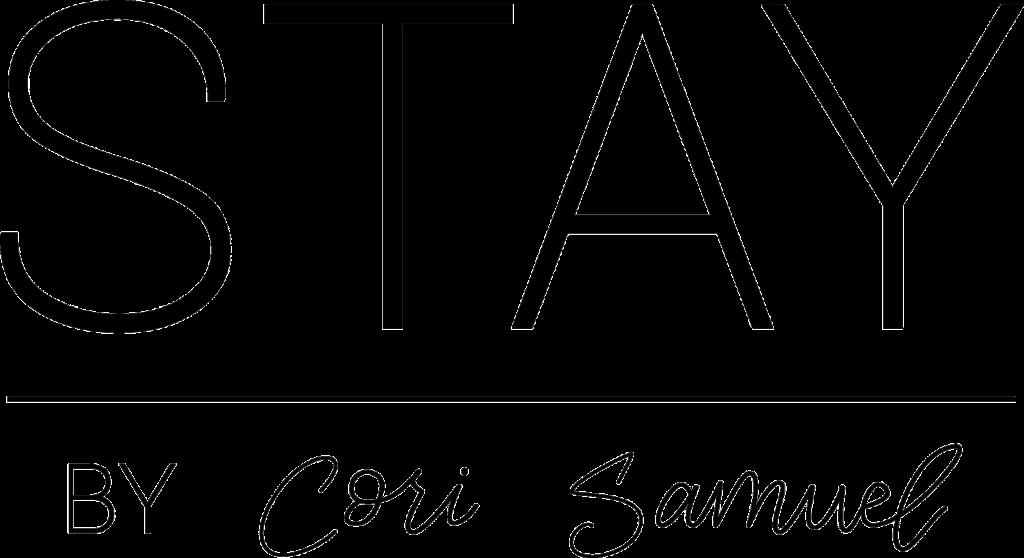 Stay by Cori Samuel_Logo